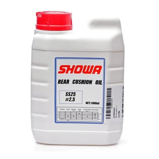 Showa RC OIL SS25 (3,63 cSt 40ºC) 1 L
